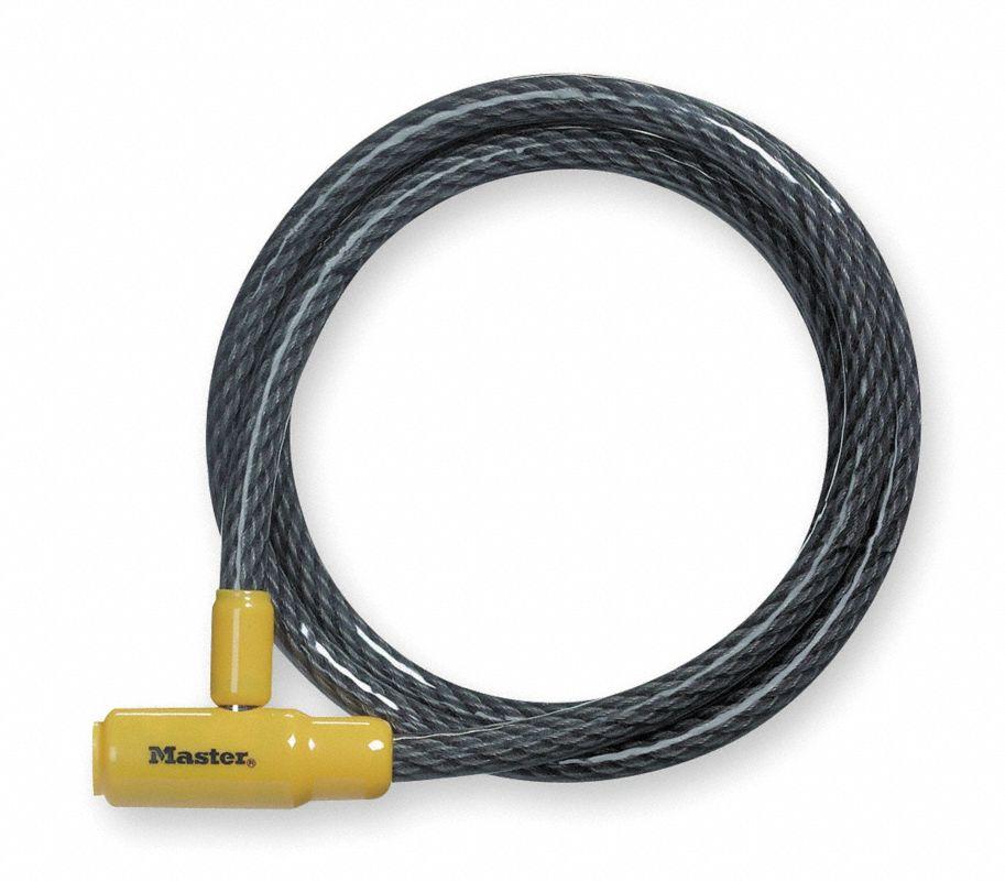 MASTER LOCK Cerradura y Cable Integrados,6pies - Cables ...