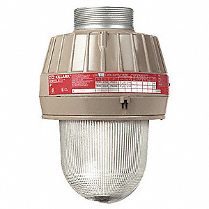 LED Light Fixture,Haz Location,Fluted