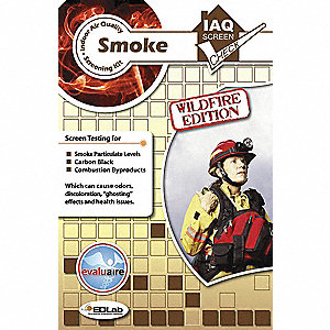 Smoke Particulate Screen Check