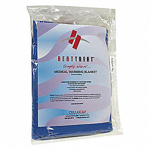 Air Activate Warming Blanket,42In x 72In