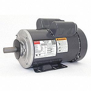 Dayton 1 hp general purpose motor capacitor start 1725 for Dayton capacitor start motor