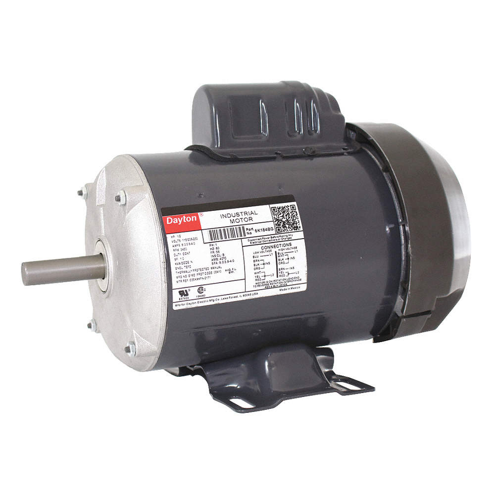 Zoom Out/Reset: Put photo at full zoom & then double click. 1/2 HP General  Purpose Motor ...