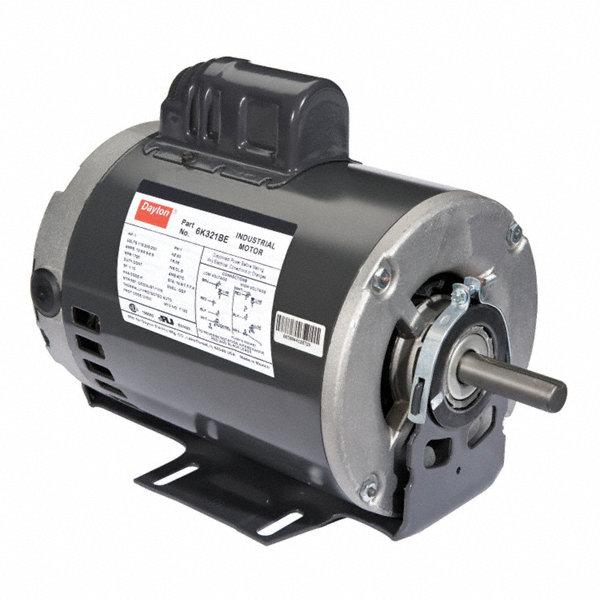 Dayton 3 4 Hp General Purpose Motor Capacitor Start 1725
