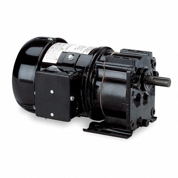 Dayton ac gearmotor 115 nameplate rpm 40 max torque 225 0 for Dayton gear motor catalog