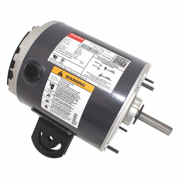 Dayton 1 4 hp pedestal fan motor split phase 1725 for General motors extended warranty plans