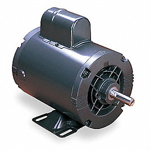 3/4 HP Instant Reverse Motor,Capacitor-Start,1725 Nameplate RPM,115 Voltage,Frame 56