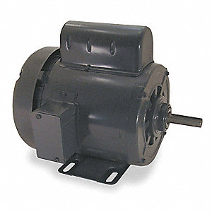 1/3 HP 50 Hz Motor,Capacitor-Start,1425 Nameplate RPM,110/220 Voltage,Frame 56