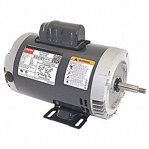 Dayton 1 1 2 hp jet pump motor capacitor start 3450 for 1 hp jet pump motor