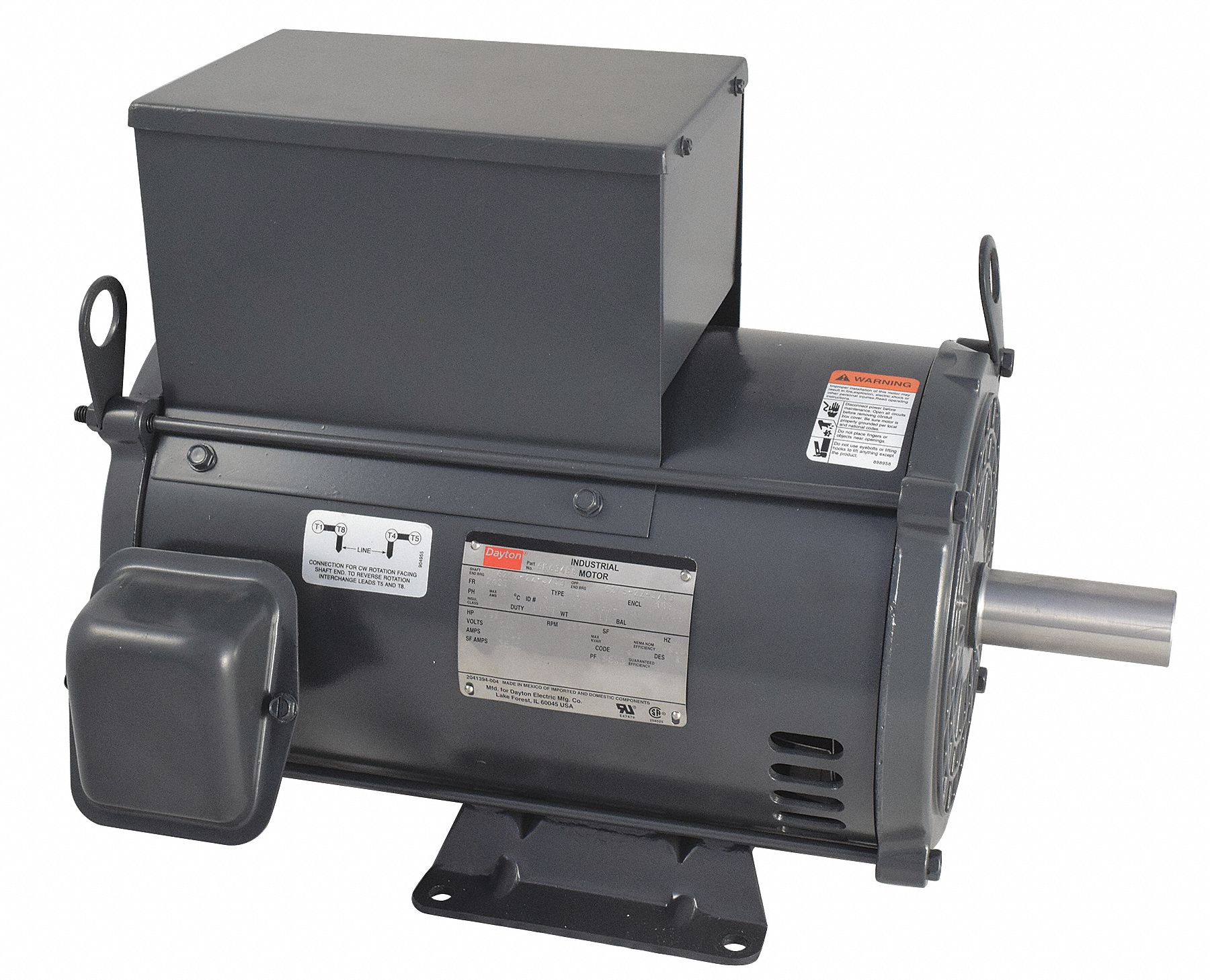 1 hp baldor capacitor wiring dayton 7 1 2 hp general purpose motor capacitor start run 3530  dayton 7 1 2 hp general purpose motor