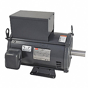 7-1/2 HP General Purpose Motor,Capacitor-Start/Run,3530 Nameplate RPM,Voltage 230,Frame 213T