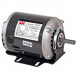 Dayton Gp Mtr Split Ph Odp 1 3 Hp 1725 Rpm 56z 5k534