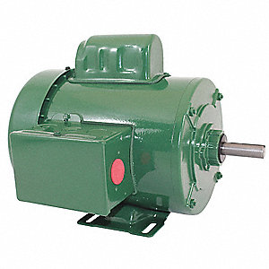 3/4 HP High Torque Farm Duty Motor,Capacitor-Start,1725 Nameplate RPM,115/230 Voltage,Frame 56