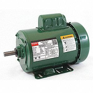 1 HP High Torque Farm Duty Motor,Capacitor-Start,1725 Nameplate RPM,115/230 Farm Duty Capacitor Motor Wiring Diagram on