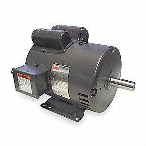 dayton 2 hp general purpose motor capacitor start 1740 nameplate rpm rh grainger com