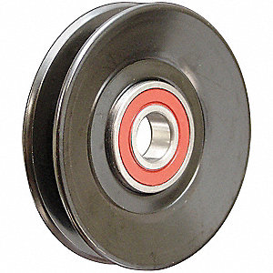 Tension Pulley, Industry Number 89020