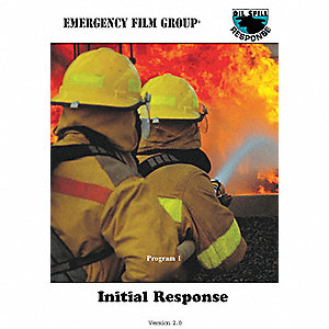 DVD,Chemical/HAZMAT Training,English