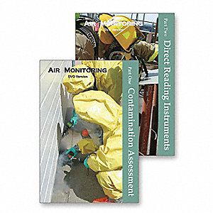 DVD,Air Monitoring Training,English