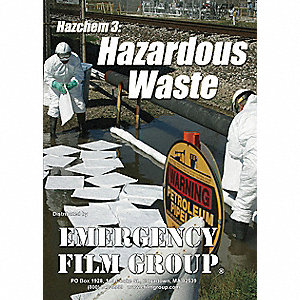DVD,Hazardous Waste,English
