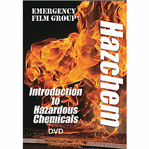 DVD,Introduction to Hazardous Chemicals