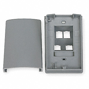 Wall Plate,4port,1gang