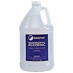 techspray isopropyl alcohol 1 gal 99 8 6kck5 1610 g4 grainger