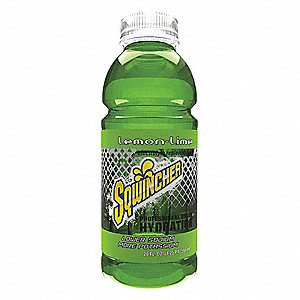 Lemon-Lime Ready to Drink Sports Drink, Package Size: 20 oz., Yield: 20 oz., 24 PK