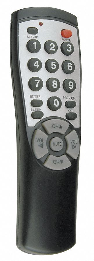 Hospitality and Healthcare Universal TV Remote Control-Programmablel for all TV Brands