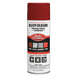 Spray Paint,Banner Red,12 oz.