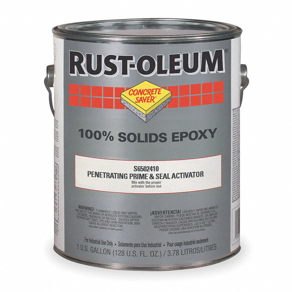Rust Oleum Epoxy : Rust oleum epoxy coating activator size gal kp