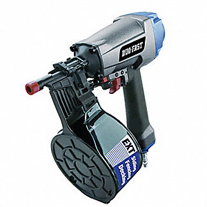 Plastic Air Siding Nailer, Blue