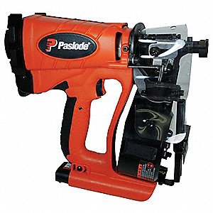 "Cordless Roofing Nailer Kit, Voltage 7.4 Li-Ion, Battery Included, Fastener Range 1-1/4"" to 1-3/4"""