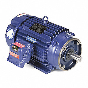 10 HP Hazardous Location Motor,3-Phase,1765 Nameplate RPM,230/460 Voltage,Frame 215TC