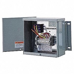 DAYTON Temperature Interlock,1 Sensor - 6KWL7|6KWL7 - Grainger