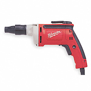 1/4 Hex All Purpose Screwdriver, 6.5 Amps,   Max. Torque (In.-Lbs.)