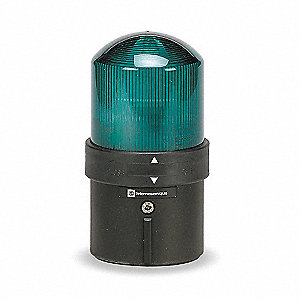 Tower Light,Steady,10W,Blue