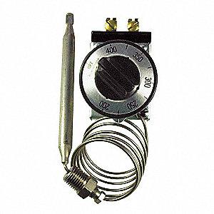 ELEC COOK CONTROL,TSTAT,200-400 RAN