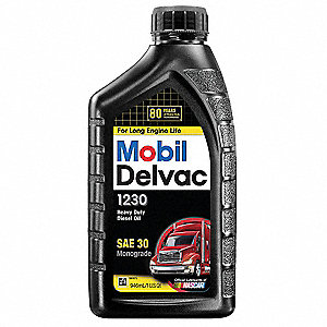 Sae 30 Oil >> Conventional Diesel Engine Oil 1 Qt Bottle Sae Grade 30 Brown