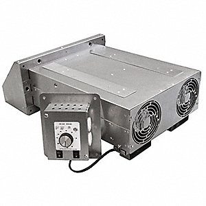 Basement Fan, 180 cfm, Reversible