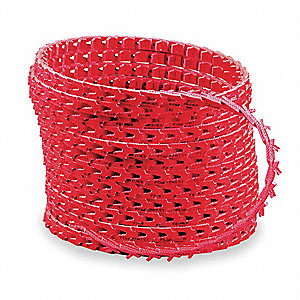 Link V-Belt,A/4L Belt Type,25 Ft