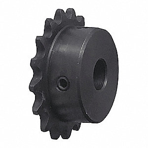 Fixed Bore Roller Chain Sprocket, For Industry Chain Size: 35, 15 Number of Teeth