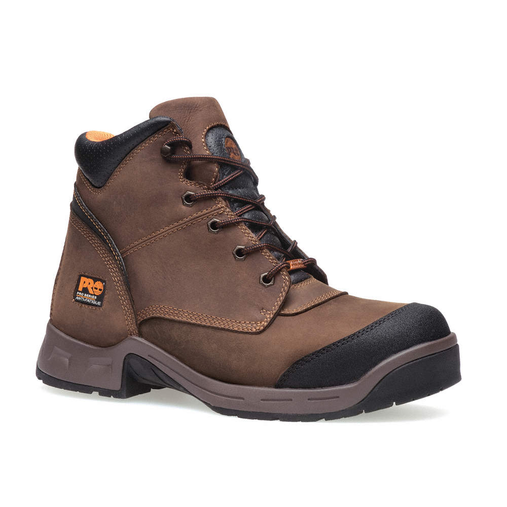 Comp Mn Work Boots 7-1//2 PR BRN