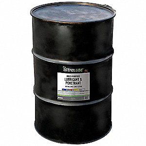Lubricant/Penetrant, 55 gal. Container Size, 55 gal. Net Weight