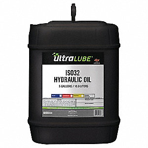 Hydraulic Oil, 5 gal. Container Size