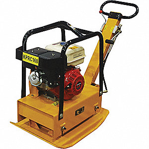 Plate Compactor, 2500 Centrifugal Pounds Force