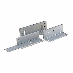 Top jamb bracket, inswing doors