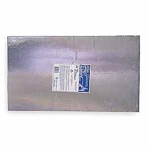 Fire Barrier Composite Sheet,28 x 16 In.
