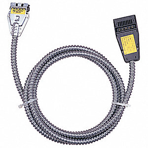 2-Port Cable,OnePassOC2,480V,15FT