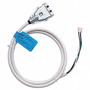 Unselectable Cord,OnePassOCU,480V,5FT