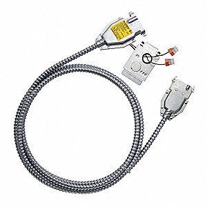 Fixture Cable,Quick-FlexQFC,120V,11FT