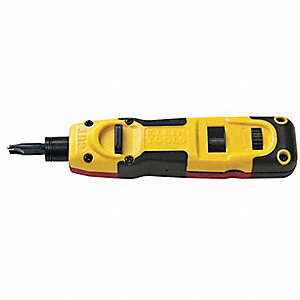 Punch Down tool, Blade Type: 110/66, Manual